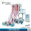 Well performance twin-screw extruder (Double-head film blowing machine)