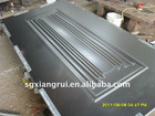 Moulded door skin mould