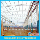 YH Quick build cost of warehouse construction