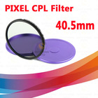 PIXEL 40.5mm 40.5 mm CPL filter Circular Polarizer Filter