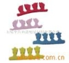 finger separator,pedicure accessory,eva nail care