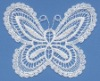 2012 beautiful butterfly embroidery motify