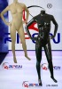 Black headless Female clear mannequins