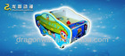 2012 new and attractive designed coin operated electric superior folding kids multi game table foosball mini air hockey