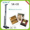 SK-CB-001 digital height sensor digital scale with printer