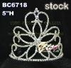 flower tiara