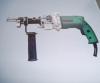 hand-tufted gun