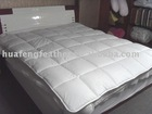poly quilting comforter/polyester quilt/promotional quilt