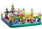 Inflatable Bouncer Castle MT-0132E from Guangzhou Cowboy Toy