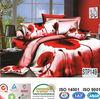 printed hot sale 100% cotton 6-8 pcs bedding set