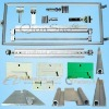 Aluminum frame of embroidery Machine Assistant Tools