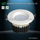 excellent quality 3-24w led downlight,dimmable,shenzhen factory