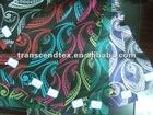 Italian silk fabric