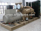 high power 800kw/1000kva generating sets powered by Cummins diesel engine KTA38-G5