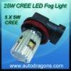 25W H11 LED fog light