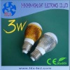 2012 new 3W shenzhen led light bright Bulb products