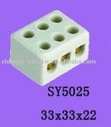 factory price porcelain terminal block