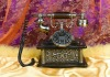 Hot sales corded antique telephone MS-1200D