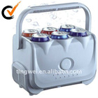 6 Cans Thermoelectric Can Cooler Box