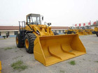 New and Samll Wheel Loader ZL50F