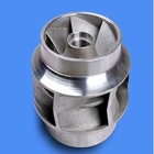 vertical casting steel pump impeller