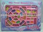 Girls Cheap DIY Beads Toys (PB123A)