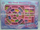 Girls Cheap DIY Beads Toys (PB123A)