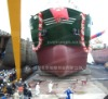 marine airbag is for ship launching and upgrading