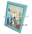 promotion leather Make-up Mirror