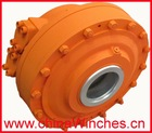 Hagglunds Compact CA Hydraulic Radial Piston Motor CA50, CA70, CA100, CA140, CA210