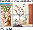 Tree Shaped Wall Sticker