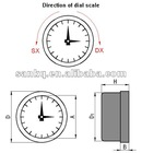 Position indicator and Handwheel gauges with good quality