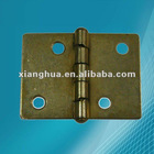 window steel hinge brass plated door hinge