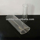 acrylic oval tube