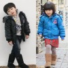 2012 korean style new arrival for winter children coats,kid clothing, chidleren wear