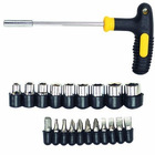 21pcs Screwdriver Socket Bit Set