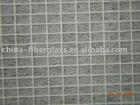 Reinforced fiberglass mat as substrate for bitumen waterproof membrane