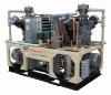 Oil-less high pressure air compressor
