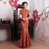 QDQP-051 Cheongsam Chinese National Dress Evening Dress