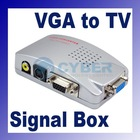 Universal PC VGA to TV Signal Converter