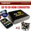Manufacture 2d to 3d tv converter ,support 1080p