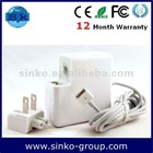 16.5V 3.65A AC Power Adapter For Apple MacBook Pro 60W A1184 A1278 A1330 A1344 A1185