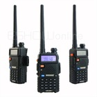 BAOFENG 5W 128CH CE FCC RoSH uv-5r UHF + VHF dual band Radio Walkie Talkie