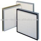 PTFE laminated HEPA filter fabric