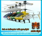 MQ63030 3CH RC Alloy Helicopter planes airplane