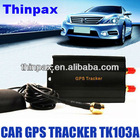1207-3 TK103 GSM GPS Tracker Device Alarm System for Car Vehicle