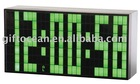 lattice display LED clock