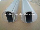 Environmental friendly T10 lampshade led tube housing/fittings