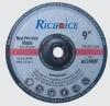 Cutting Wheel for metal, Abrasive cutting wheel, resin cutting wheel