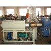 Plastic Pipe Extruding Machine HDPE Carbon Spiral Pipe Production Line